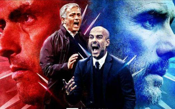 Mourinho buộc tội Guardiola nói dối trước thềm derby Manchester