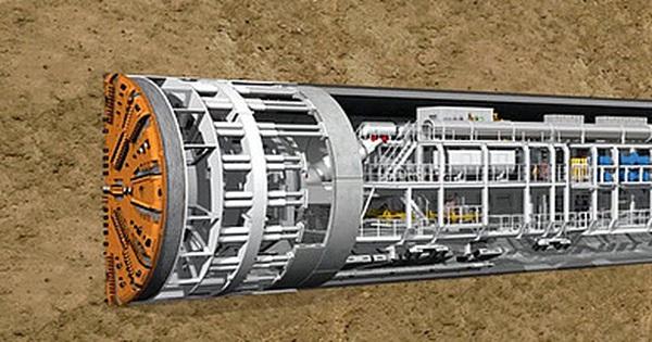 """Shield S-300: """"Con giun đất"""" nhân tạo lớn nhất thế giới"""