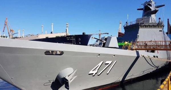 Hạ thủy tàu hộ vệ tàng hình mạnh nhất ĐNÁ, Hải quân Thái quyết trở lại vị trí số 1 khu vực