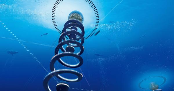 Chi 26 tỷ USD, Nhật Bản xây dựng thành phố ngầm sâu 5km dưới biển