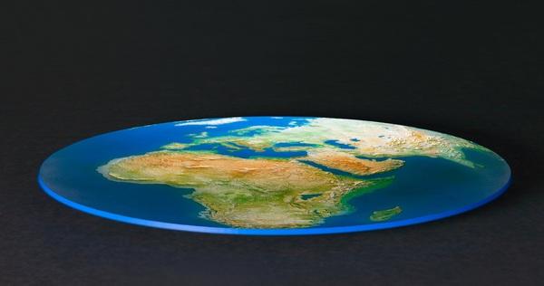 8 nhận định chứng minh rằng: Trái Đất bằng phẳng