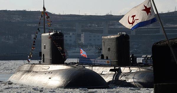 """Năm 2015, tàu ngầm Kilo Nga chế tạo đã """"tiêu diệt"""" một tàu ngầm nguyên tử của Mỹ"""