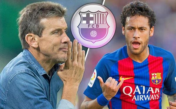 Chán ghét HLV tương lai, Neymar dọa bỏ Barcelona ra đi