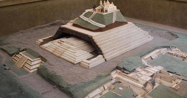 Lật giở bí ẩn bên trong kim tự tháp lớn nhất thế giới, rộng đến 4,45 triệu mét vuông