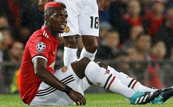 Man United nhận hung tin về Pogba sau đại thắng tại Champions League