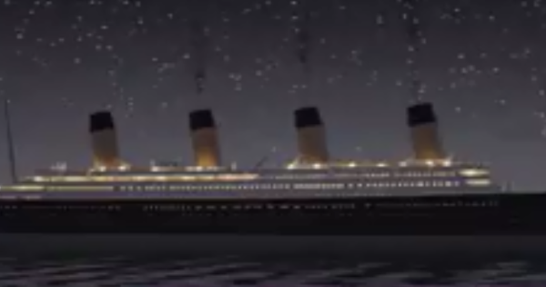 Tái hiện chân thực nhất giây phút sinh tử cuối cùng của con tàu huyền thoại Titanic