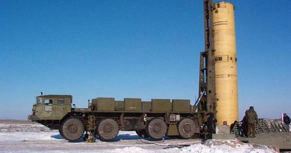 Bầu trời Thủ đô Moscow sẽ bao trùm bởi hệ thống phòng thủ tên lửa tuyệt mật