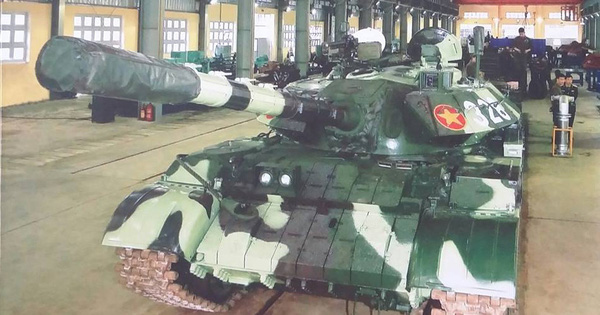 Việt Nam tiếp tục cải tiến xe tăng T-55, tự hành hóa pháo – cối cỡ nòng lớn