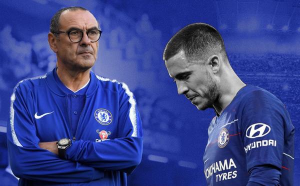Giữ Hazard thế nào trước lời mời gọi của Real Madrid bây giờ, hả Chelsea?