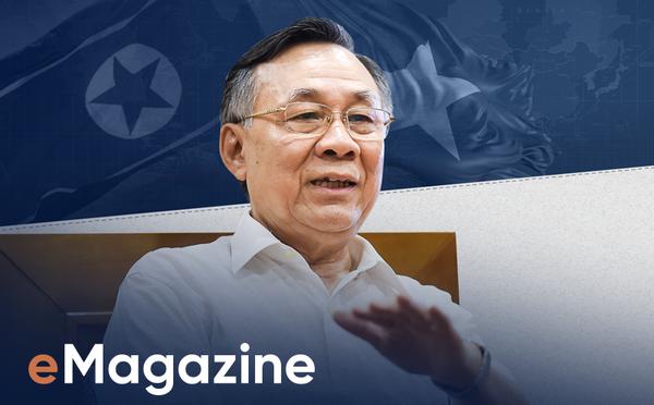 """Nguyên Đại sứ VN tại Bình Nhưỡng: Tôi may mắn được biết một Triều Tiên """"rất khác"""", giàu có và cởi mở"""