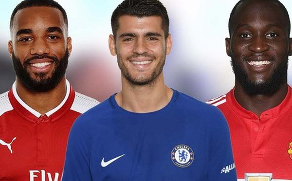 Chi tiền cho tiền đạo - sai lầm của các đại gia Premier League?