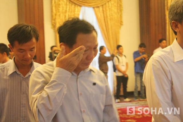 Người dân TP.HCM khóc thương Đại tướng Võ Nguyên Giáp