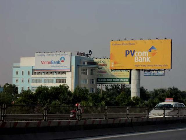 Là nhà băng hợp nhất giữa Tổng công ty Tài chính cổ phần Dầu khí Việt Nam với Ngân hàng Phương Tây, PVcombank vừa chính thức đi vào hoạt động từ tháng 10/2013.