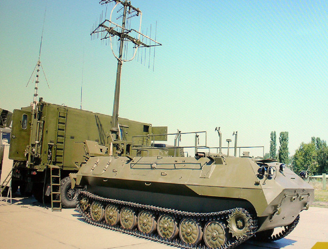 Tổ hợp tác chiến điện tử đa năng 1L262E Rtut-BM