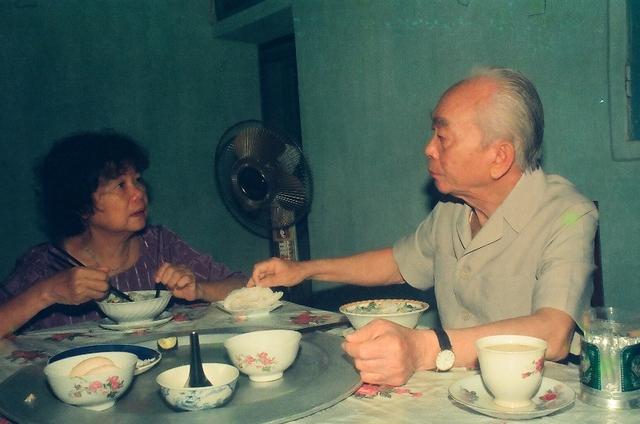Nhà báo Trần Hồng và những ảnh quý về Đại tướng Võ Nguyên Giáp
