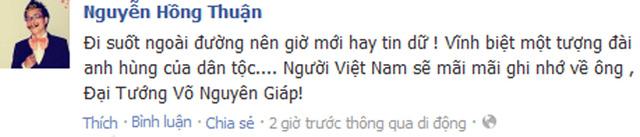 Nhạc sĩ Nguyễn Hồng Thuận: