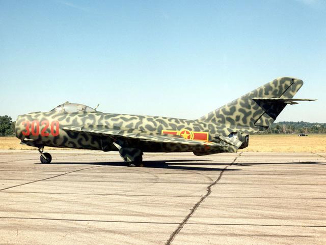 Tiêm kích MiG-17 của Không quân Việt Nam