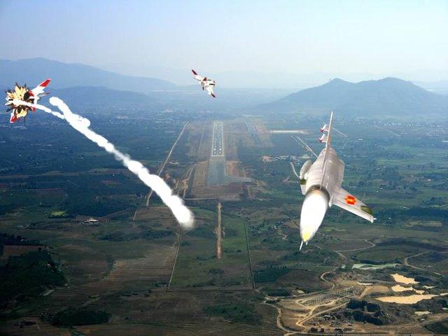 MiG-21 của Không quân Việt Nam đã giành chiến thắng trước F-4 Phantom II của Mỹ
