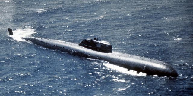 Tàu ngầm hạt nhân dự án 670 Charlie I