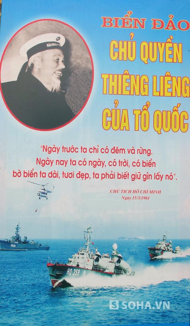 Cuộc Triển Lãm Đã Khẳng Định Được Chủ Quyền Biển Đảo Việt Nam.
