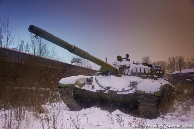 Nghĩa địa xe tăng Liên Xô: Kẻ ăn không hết, người lần chẳng ra