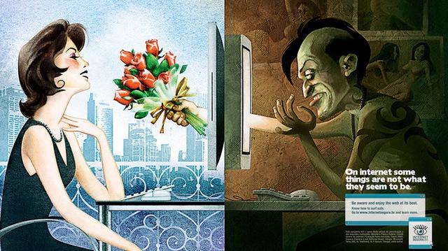 Cẩn thận với các mánh lừa đảo trên mạng xã hội