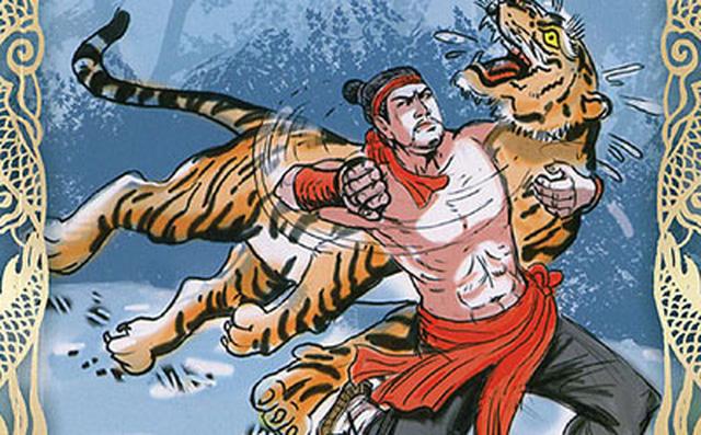 Chuyện về anh hùng người Việt còn mạnh hơn Võ Tòng: Giết 2 hổ dữ, đánh 2 trâu điên!