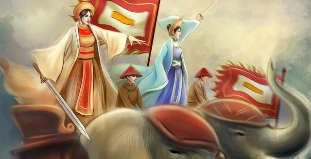 Voi chiến - Đội quân có sức mạnh khủng khiếp trong lịch sử Việt Nam