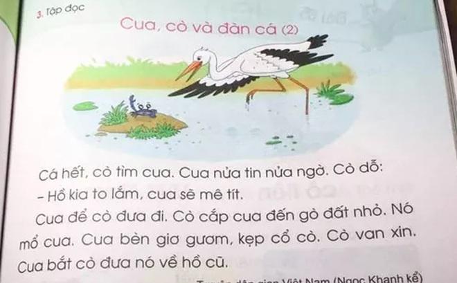 Chủ biên sách giáo khoa Tiếng Việt 1 nói gì trước những chỉ trích?