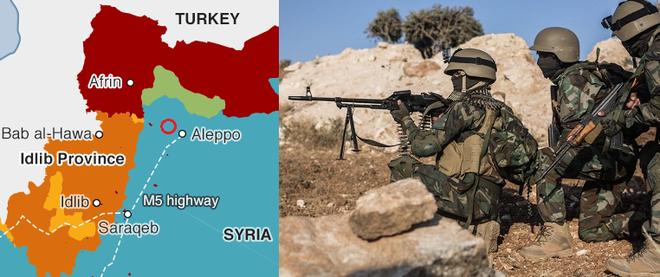Quân đội Armenia: Hùng hổ xung trận và cái kết kinh hoàng của lính đánh thuê Syria! - Ảnh 4.