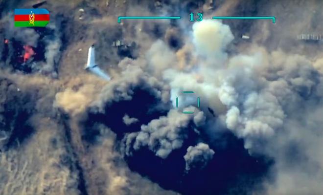 Israel-Thổ Nhĩ Kỳ-Azerbaijan đánh hội đồng Armenia bằng vũ khí mới: Nga rơi vào thế bí! - Ảnh 1.