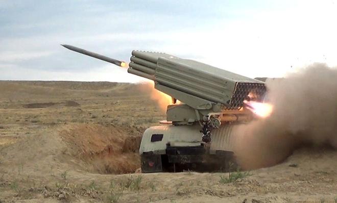 Israel-Thổ Nhĩ Kỳ-Azerbaijan đánh hội đồng Armenia bằng vũ khí mới: Nga rơi vào thế bí! - Ảnh 2.