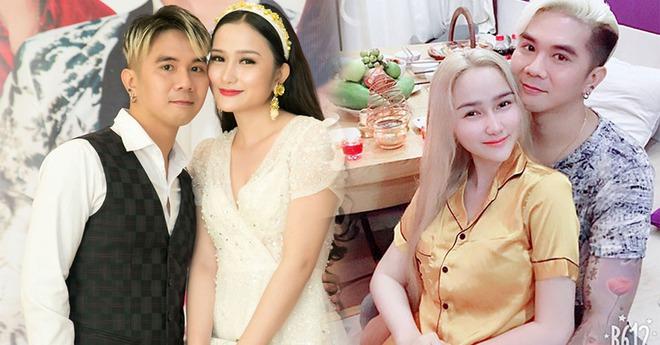 Vợ kém 11 tuổi bị nhạc sĩ Khánh Đơn đập điện thoại vì bắt được nhắn tin với bạn trai cũ - Ảnh 3.