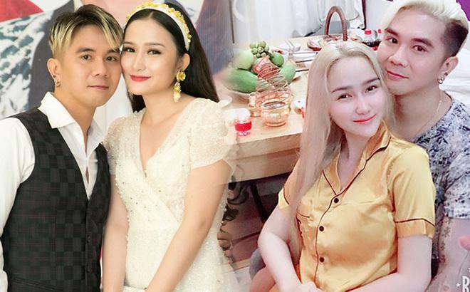 Vợ kém 11 tuổi bị nhạc sĩ Khánh Đơn đập điện thoại vì bắt được nhắn tin với bạn trai cũ