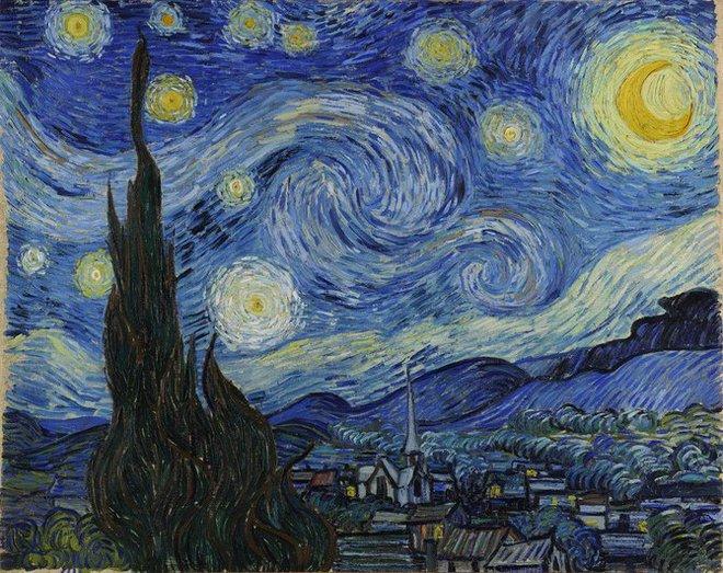 Khám phá tính cách qua những bức họa nổi tiếng thế giới - Bạn thích bức tranh số mấy? - Ảnh 6.