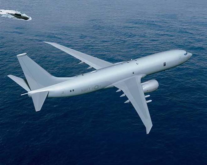 Hải quân Mỹ đặt hàng 72 máy bay tuần tra Poseidon
