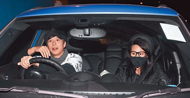 Sao TVB lén lút với Hoa hậu sau lưng bạn gái