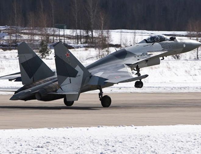 """Su-35S """"độc cô cầu bại"""" của không quân Nga"""