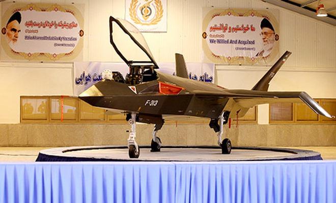 """Tiêm kích tàng hình Iran là """"đồ chơi""""?"""