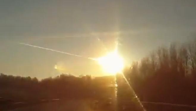 Xung chấn từ thiên thạch ở Nga lan khắp thế giới
