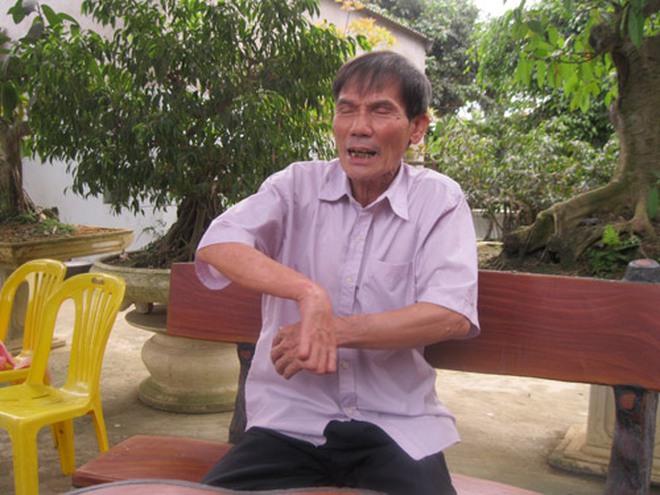 Lời kể của thương binh tự rạch bụng trong nhà tù Phú Quốc
