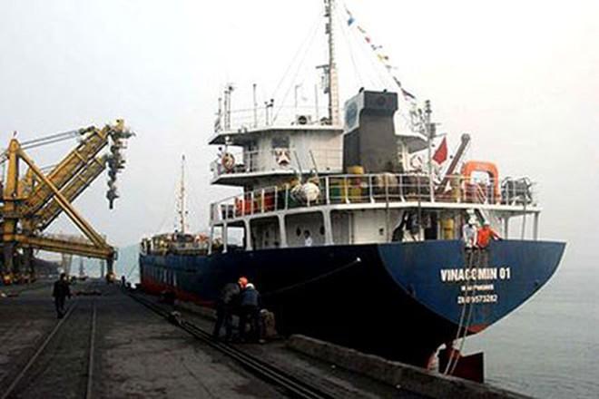 Hoạt động kinh doanh chính của công ty là vận tải hàng hóa đường thủy