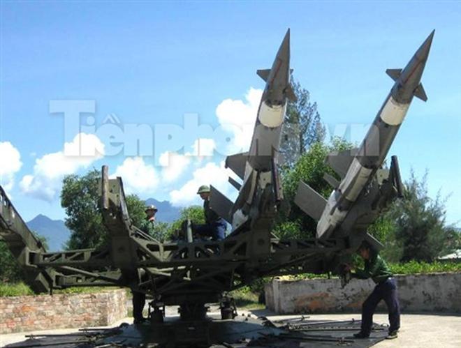 'Lạc' trong thế trận của lực lượng phòng không Việt Nam