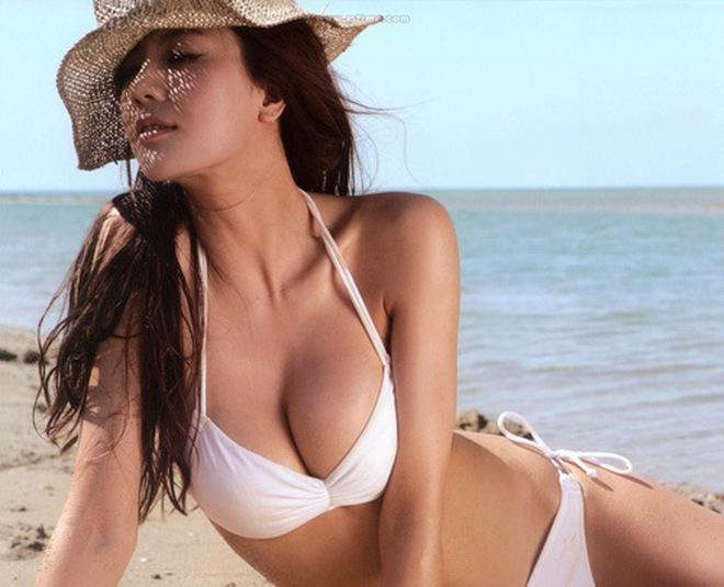 Đi tìm người mẫu nội y đẹp nhất châu Á