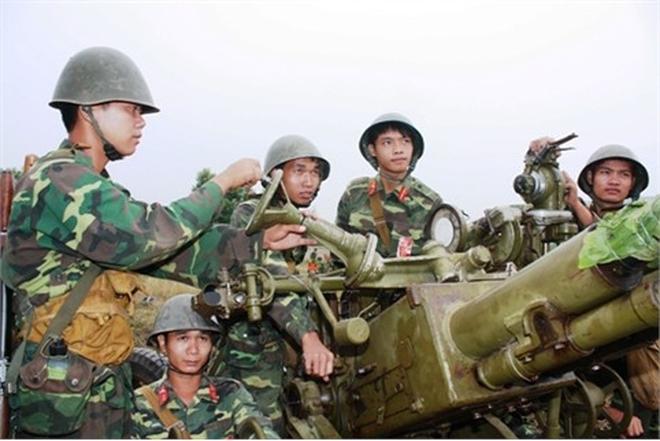 Clip hay về sức mạnh Quân đội nhân dân Việt Nam