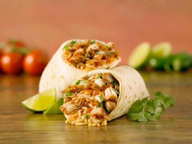 Cơ bắp cuồn cuộn nhờ món ăn trưa hấp dẫn
