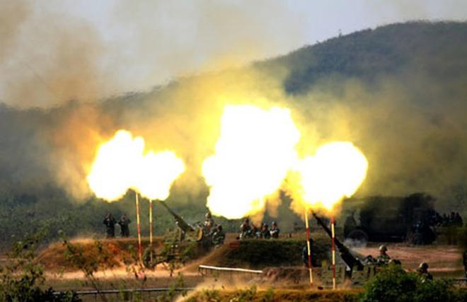 Sáng kiến nhỏ cải tiến pháo 57mm của Việt Nam