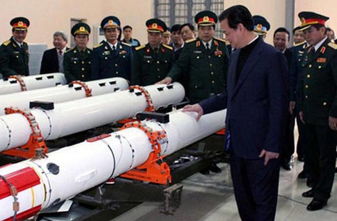 Thống kê hợp đồng mua sắm đạn dược của Việt Nam