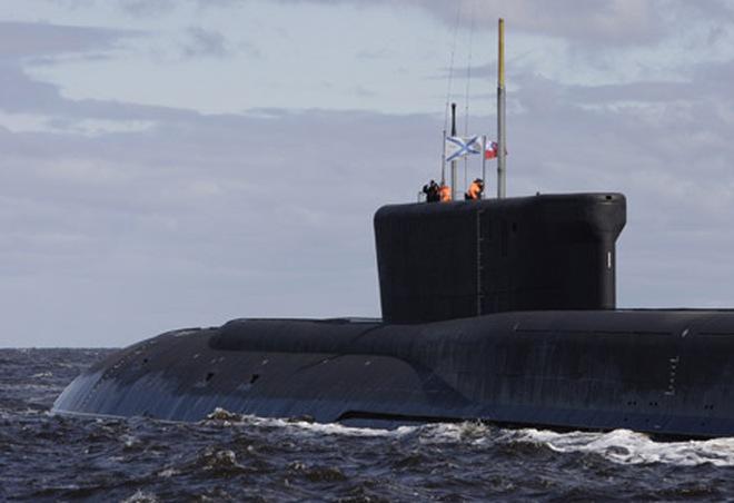 'Tử huyệt' của hạm đội tàu ngầm Nga