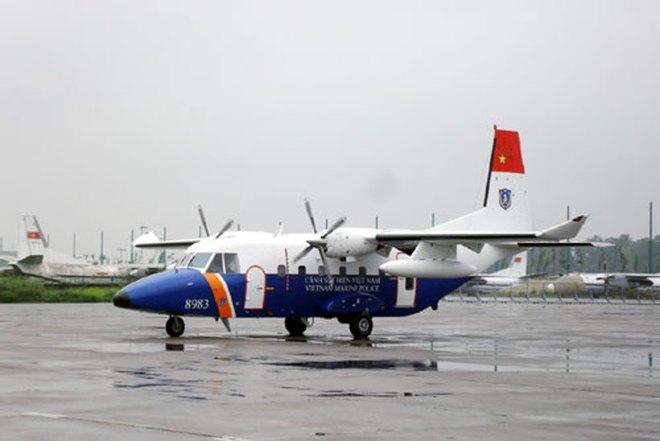 Lữ đoàn không quân 918 Việt Nam tiếp nhận máy bay Casa thứ ba